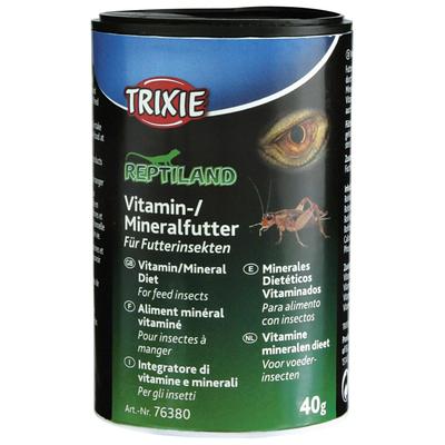 Vitaminfutter Mineralfutter für Futterinsekten