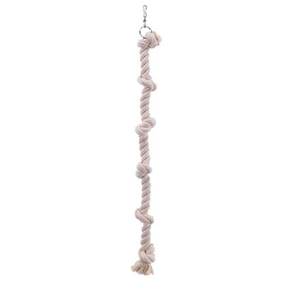 Vogel Kletterseil Baumwolle zum Aufhängen