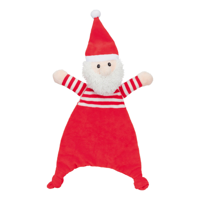 Weihnachtsfigur mit Raschelfolie