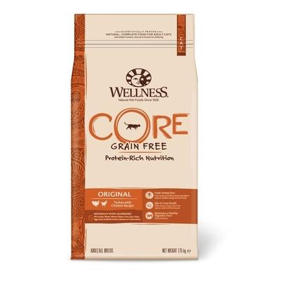 Wellness CORE Original Truthahn mit Huhn Katzenfutter