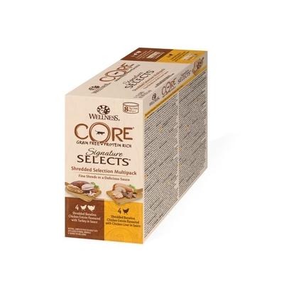 Wellness CORE Signature Selects 8er Multipack