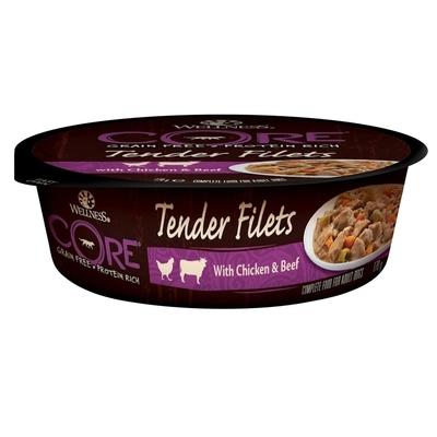 Wellness CORE Tender Filets Hundefutter