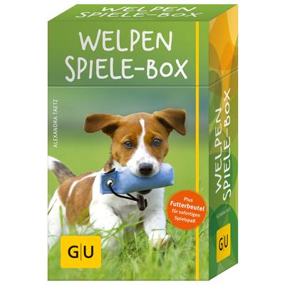 Welpen Spiele-Box