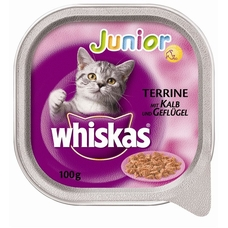 Whiskas Junior Schalen