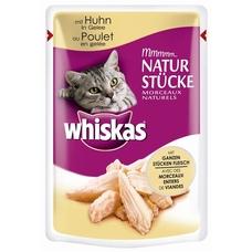 Whiskas Mmmmm Naturstücke Katzenfutter