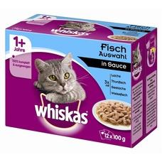 Whiskas Portionsbeutel Multipack 1+ Katzenfutter