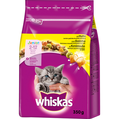 Whiskas Trockenfutter Junior