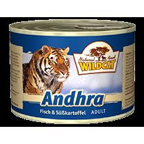 Wildcat Andhra Katzenfutter Nassfutter Dosen