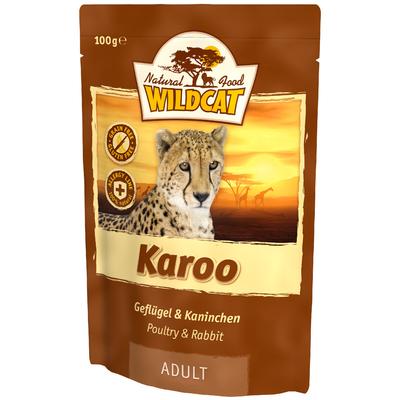 Wildcat Karoo Nassfutter Pouches