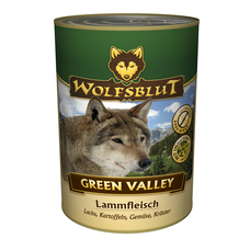 Wolfsblut Nassfutter Dose Green Valley