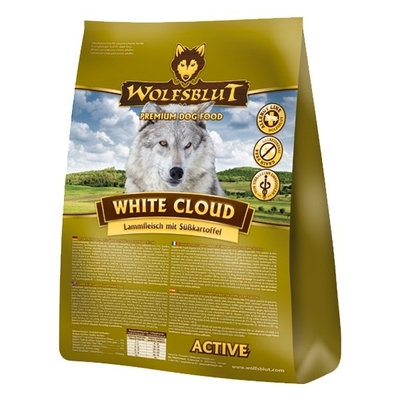 Wolfsblut White Cloud Active Hundefutter