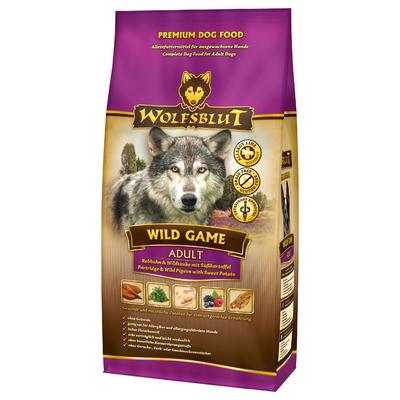 Wolfsblut Wild Game Hundefutter