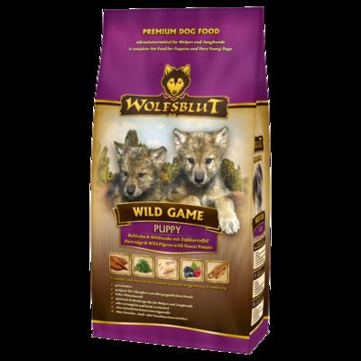 Wolfsblut Wild Game Puppy Welpenfutter