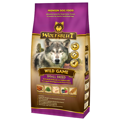 Wolfsblut Wild Game Small Breed Hundefutter