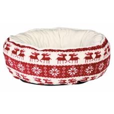 Hundebett Katzenbett Weihnachten Santa