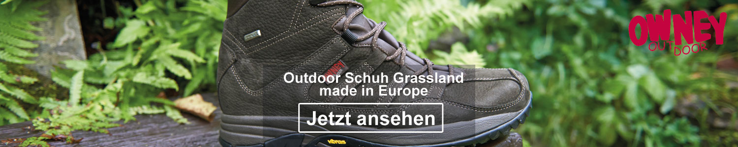 Owney Outdoor Schuh Grassland