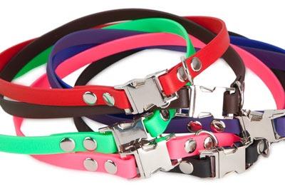 Biothane Hundehalsbänder