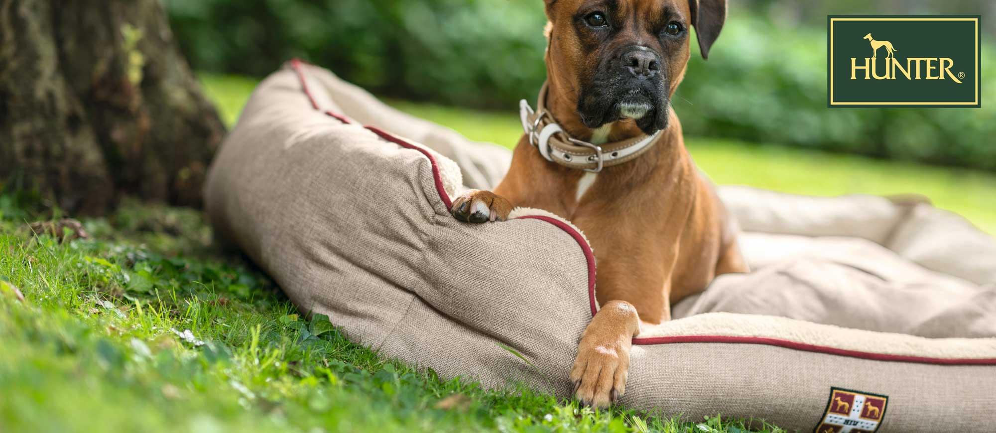 hunter hundebett g nstig bestellen. Black Bedroom Furniture Sets. Home Design Ideas