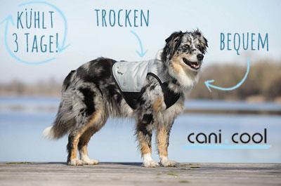 Cani.Cool Kühlweste für Hunde