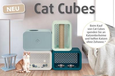 Cat Cubes von Beeztees