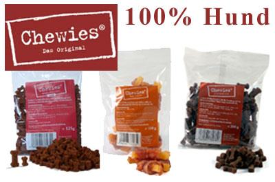 Chewies Hundesnacks