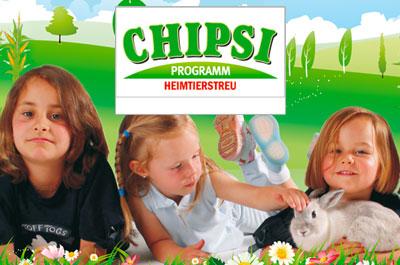 Chipsi Kleintierstreu