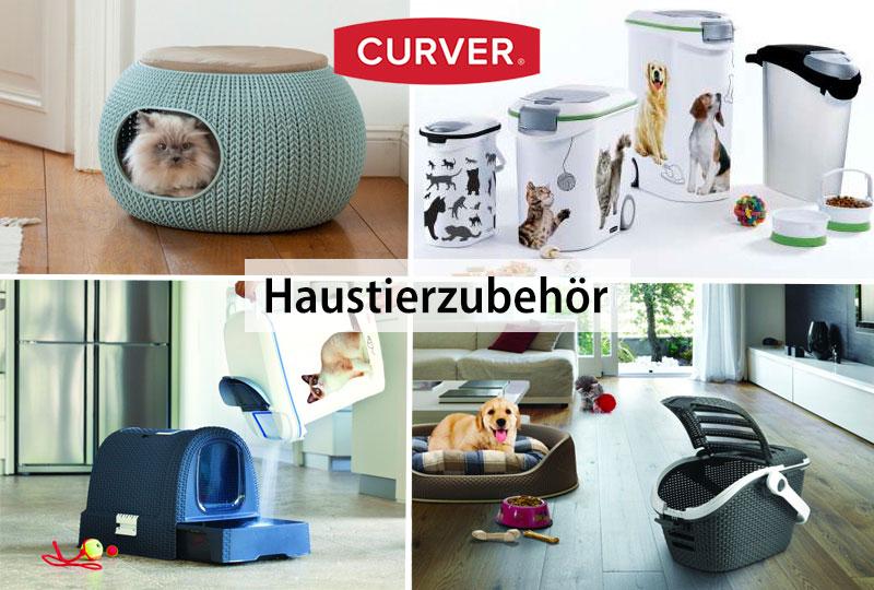 Curver Haustier