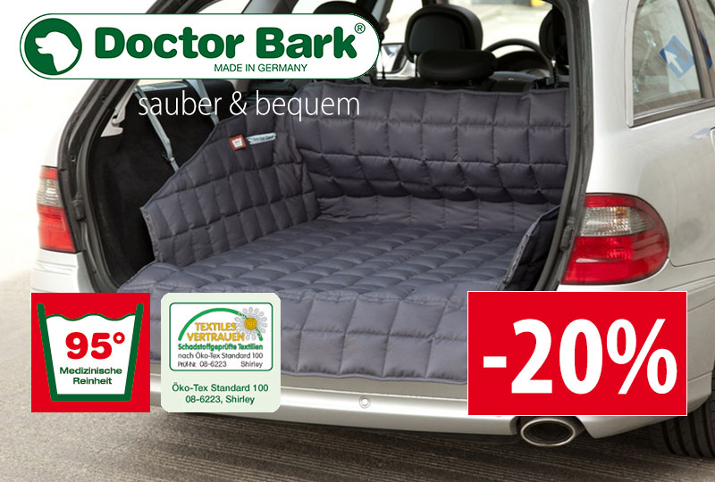 Doctor Bark 20% Rabatt
