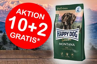Happy Dog Montana
