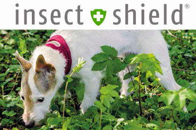 Trixie Insect Shield für Hunde