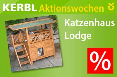 Kerbl Katzenhaus Lodge