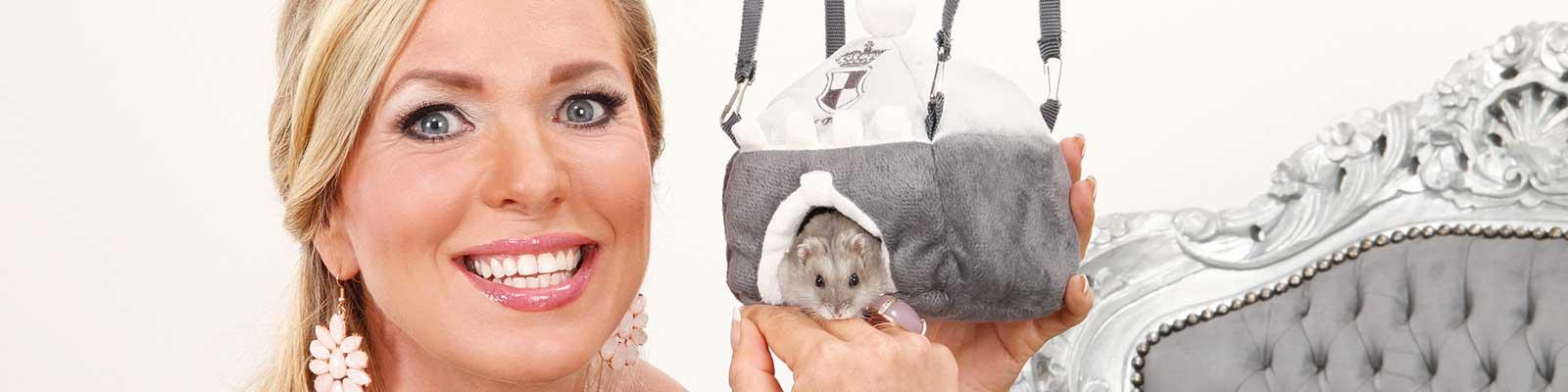 Maja Prinzessin von Hohenzollern Kollektion für Kleintiere und Nager, Bild 1