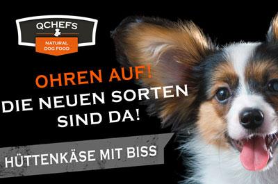QChefs Hundesnacks