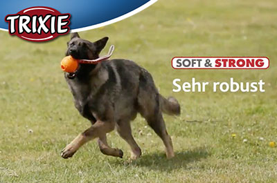 Trixie Soft und Strong Hundespielzeug