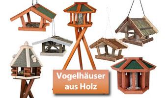 Vogelhäuser online bestellen