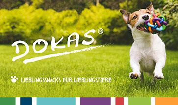 DOKAS Hundesnacks