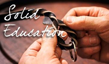Hunter Solid Education