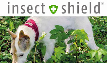 Insect Shield für Hunde