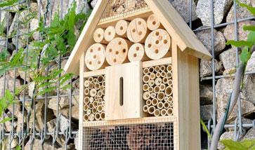 Insektenhotels Online Shop
