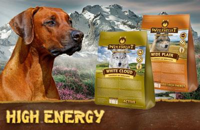 Wolfsblut High Energy Hundefutter