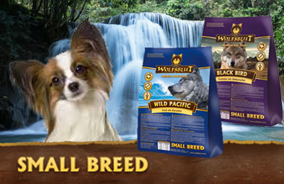 Wolfsblut Small Breed Hundefutter