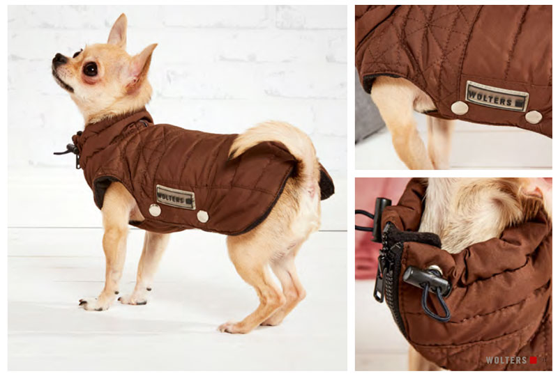 Wolters Hundemäntel Online Shop